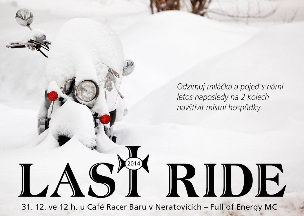 Last Ride 2014