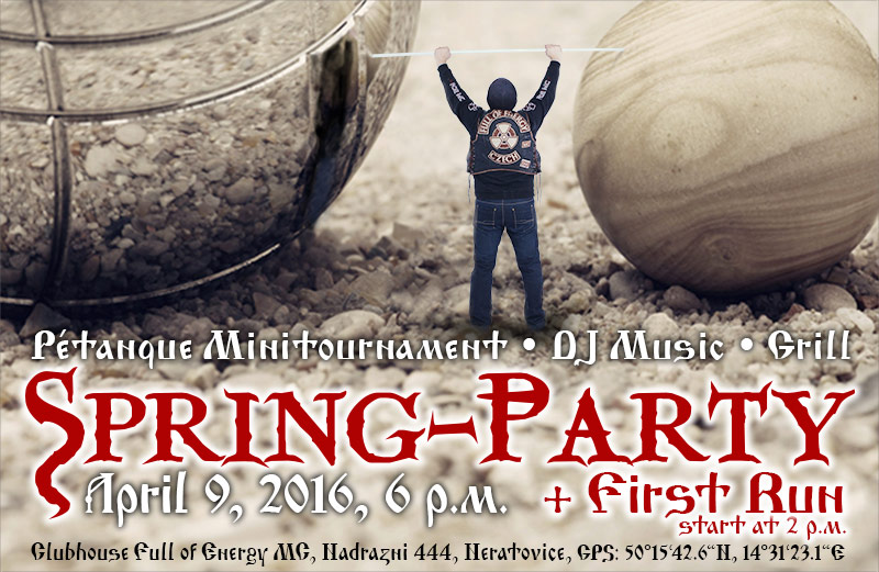 Spring party 2016