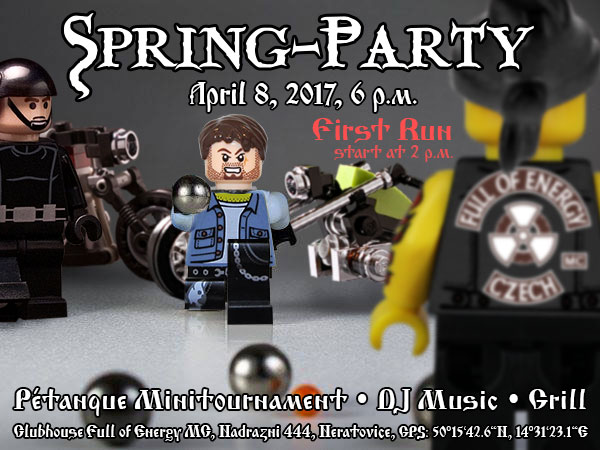 Spring party 2017